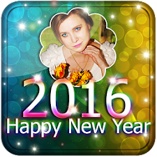 New Year Photo Frame 2016