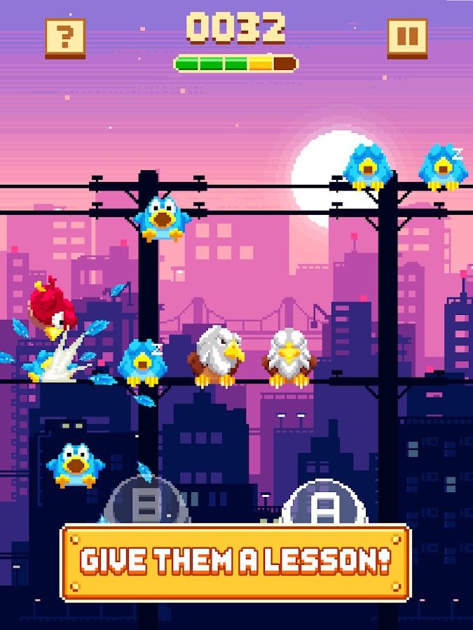 Kooky Bird - Wake Them Up! Screenshot 9