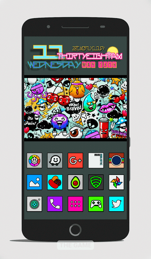 Segno - Icon Pack Screenshot 0