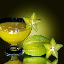 Carambola fun by Asif Bora - Food & Drink Fruits & Vegetables