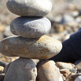 Balance by Hayley Springall - Nature Up Close Rock & Stone