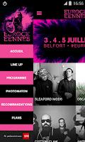 Screenshot of Eurockéennes