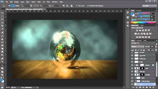 App Manual For Photoshop For PC APK for Windows Phone