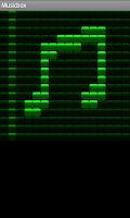 Screenshot of MusicBox