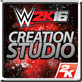 WWE 2K16 Creation Studio APK for Bluestacks