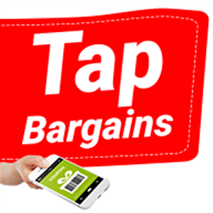 download Tap Bargains for free!