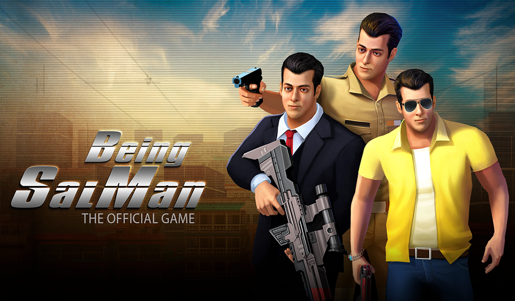 Being SalMan:The Official Game Screenshot 10