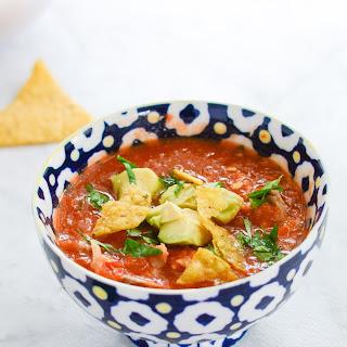 Dairy Free Chicken Tortilla Soup Recipes