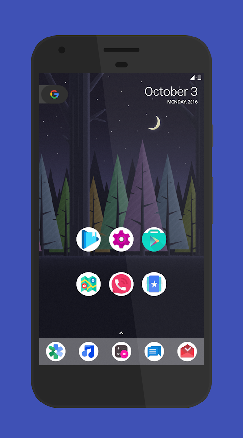 Pixie - Icon Pack Screenshot