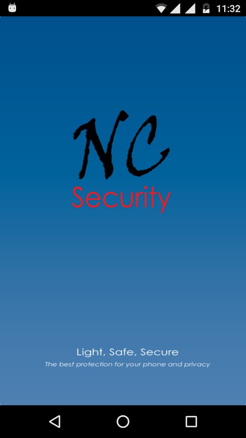 NC Security Screenshot