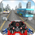 Racing In Moto APK for Bluestacks