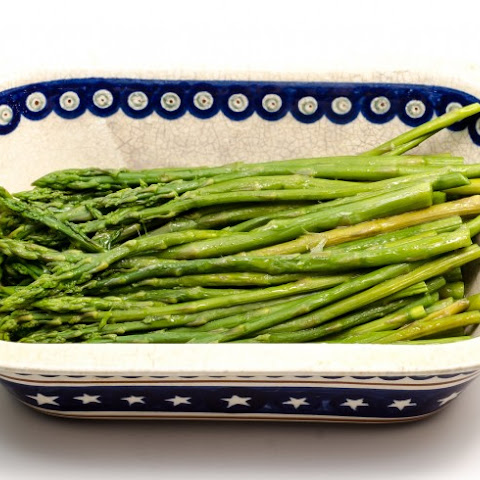 Slow Cooked Asparagus