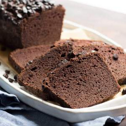Low Carb Chocolate Loaf (coconut flour)