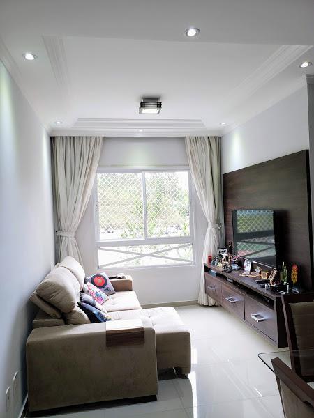 Apartamento Mobiliado 3 Quartos Barueri