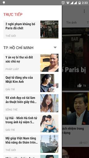 Zing.vn - Vietnam Daily News screenshot 2