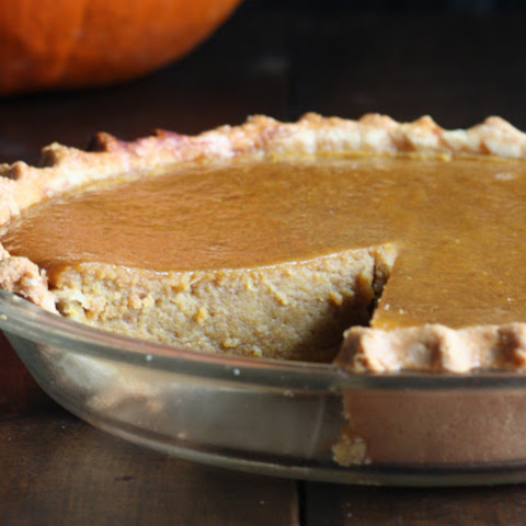 Pumpkin Pie Recipe (Gluten-Free, Paleo)