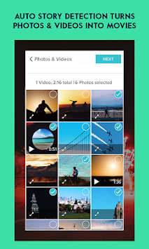 Magisto Video Editor & Maker APK screenshot thumbnail 3