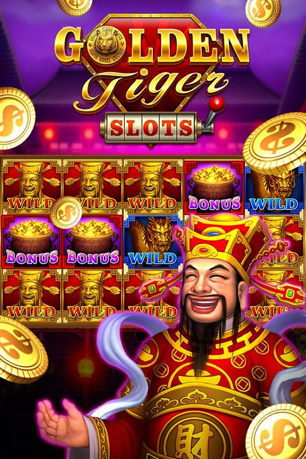 Golden Tiger Slots- free vegas Screenshot 4