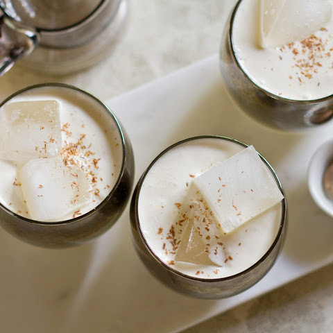 Aged Eggnog Cocktail