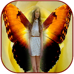 Butterfly Photo Frames Icon