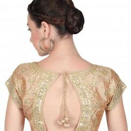 designer saree blouses by Shalini Randhawa - Illustration Products & Objects ( designer saree blouses online, indian blouses, designer saree blouses, designer blouses online, saree blouses )