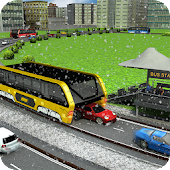 Download Full China Elevated Bus Driver 3D 1.7 APK