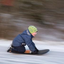 Full speed by Stian Krane - Babies & Children Children Candids