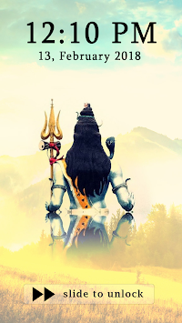 Lord Shiva HD Live Wallpaper 2017 : Mahakal Status APK screenshot thumbnail 2
