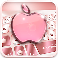 Rose Gold Keyboard for Phone8 pour PC (Windows / Mac)