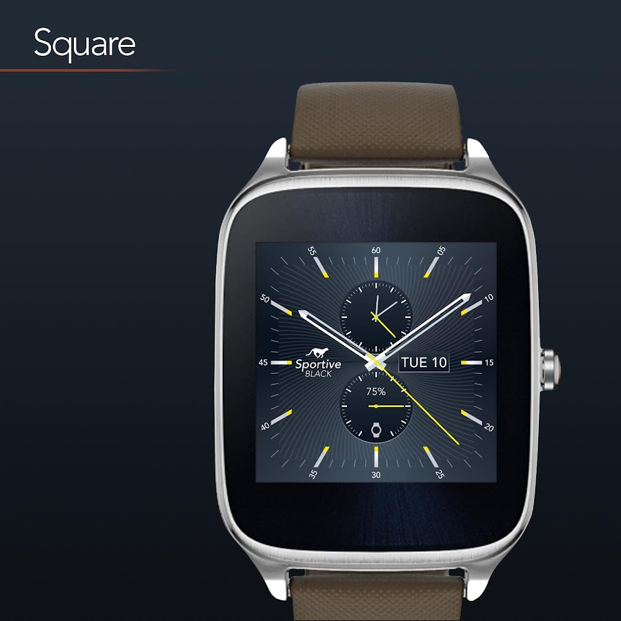 Sportive Watch Face Screenshot 5