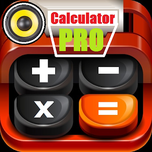 Talking Calculator Pro For PC / Windows 7/8/10 / Mac – Free Download