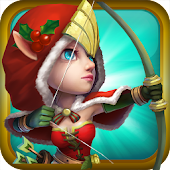 Game Castle Clash: Эра Питомцев version 2015 APK