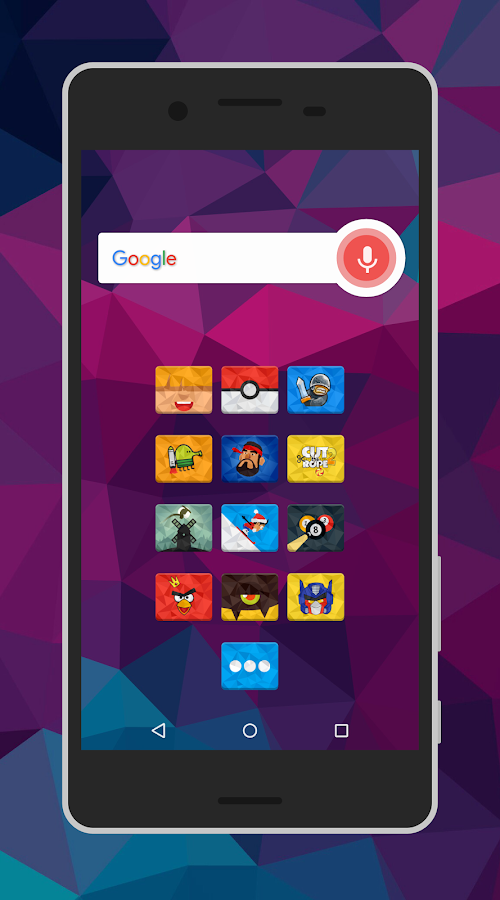 Rectron Icon Pack Theme Screenshot 3