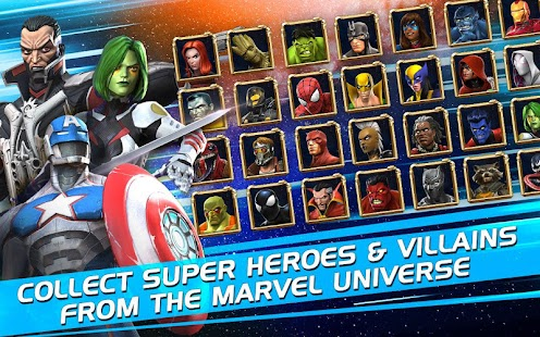 MARVEL Contest of Champions APK for Bluestacks
