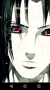 App Itachi Uchiha Lock Screen HD APK for Windows Phone