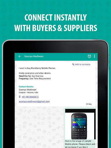 IndiaMART: Search Products, Buy, Sell & Trade screenshot 11