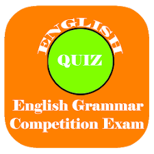 English for Competition Exam