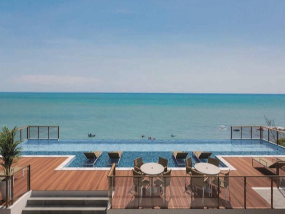 Ap, super áreas de lazer, 30 metros da praia a partir de R$ 119.000,00 - Carapibus - Conde/PB
