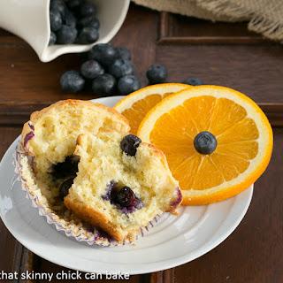 Orange Blueberry Recipes