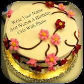 Name On Birthday Cake Photo APK for Ubuntu