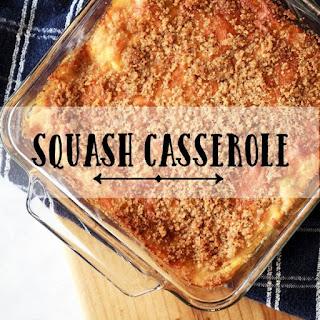 Fresh Corn Squash Casserole Recipes