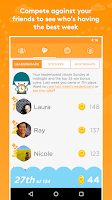Screenshot of Swarm by Foursquare