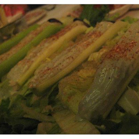Blue Cheese Stuffed Celery