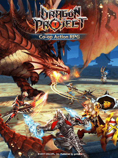 Dragon Project screenshot 9