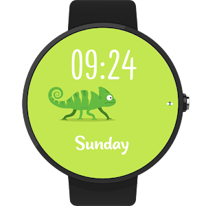 Chameleon Watch Face FWF