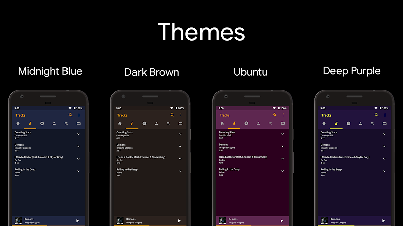Eon Player Pro Screenshot 1