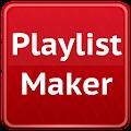 Video Playlist Maker