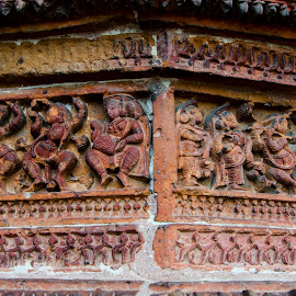 || Ananta Vasudeva Temple || by Mithun Ganguly - Artistic Objects Antiques
