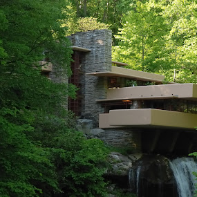 Fallingwater by Stephen Beatty - Buildings & Architecture Other Exteriors