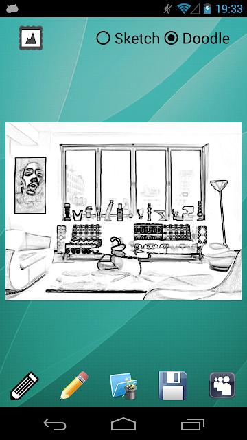 Pencil Sketch screenshots